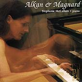 Alkan & Magnard / Stephanie McCallum