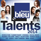 Various Artists: Talents France Bleu 2014, Vol. 1