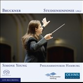 Bruckner: Study Symphony in F Minor / Simone Young, Hamburg Philharmonic