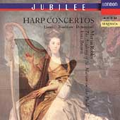 Handel, Boieldieu, Dittersdorf: Harp Concertos / Robles
