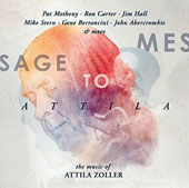 Various Artists: Message to Attila: The Music of Attilla Zoller