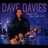 Dave Davies: Rippin Up New York City: Live at the City Winery [Digipak] *