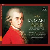 Mozart: Schatten und Licht (Shadow & Light) - a narrated biography of W.A. Mozart. Incluldes performances of Piano Concertos Nos. 18 & 23 / Martha Argerich; Daniel Barenboim