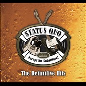 Status Quo (UK): Accept No Substitute: The Definitive Hits [Video]