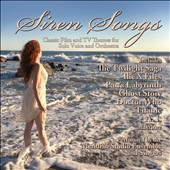 Meridian Studio Ensemble: Siren Songs: Classic Film & TV Themes for Solo Voice and Orchestra