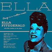 Ella Fitzgerald: Songs in a Mellow Mood