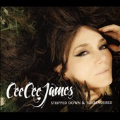 Cee Cee James: Stripped Down & Surrendered [Digipak]
