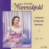 Dorothy Warenskjold - A Treasury of Operatic Heroines
