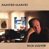 Rick Culver: Painted Scarves
