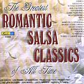 Various Artists: Romantic Salsa Classics, Vol. 2