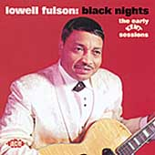 Lowell Fulson: Black Nights