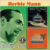 Herbie Mann: Bird in a Silver Cage/Fire Island