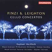 Finzi, Leighton: Cello Concertos / Wallfisch, Thomson, et al