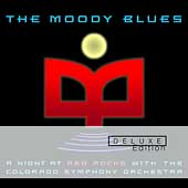 The Moody Blues: A Night at Red Rocks with the Colorado Symphony Orchestra [2002]