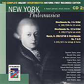 Mozart: Complete Divertimentos Vol 2