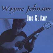 Wayne Johnson (Jazz): One Guitar *