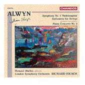 Alwyn: Symphony no 5, Sinfonietta, etc / Hickox, London SO