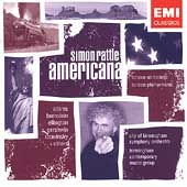 Americana - Adams, Bernstein, Ellington, et al / Rattle