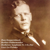 Beethoven: Symphony no 3;  Liszt / Hans Knappertsbusch