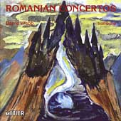 Romanian Trombone Concertos / Barrie Webb