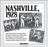 Various Artists: Nashville: 1928