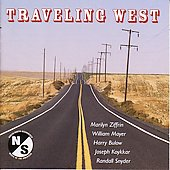Ziffrin, Bulow, Mayer: Traveling West / Lin, hansen