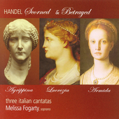 Scorned and Betrayed - Handel / Fogarty, Griesbach