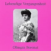 Lebendige Vergangenheit - Olympia Boronat