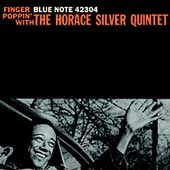 Horace Silver Quintet: Finger Poppin' with the Horace Silver Quintet [Remaster]