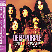 Deep Purple (Rock): Live and Rare