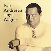 Ivar Andr&eacute;sen sings Wagner