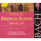 Edition Bachakademie Vol 114 - French Suites / Aldwell