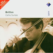 Britten: Cello Suites Nos. 1 - 3
