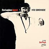 Don Lanphere: Into Somewhere