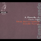 Timeless Tango / Alfredo Marcucci, Ensemble Piacevole