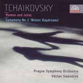Tchaikovsky: Symphony no 1, etc / Smetácek, Prague SO