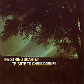 Vitamin String Quartet: String Quartet Tribute to Chris Cornell