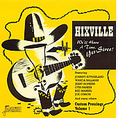 Various Artists: Hixville: We'll Have a Time, Yes-Siree