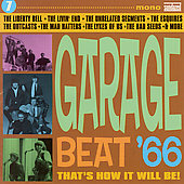 Various Artists: Garage Beat '66: That's How It Will Be!