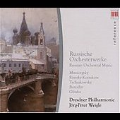Russian Orchestral Music - Mussorgsky, etc / Weigle, et al