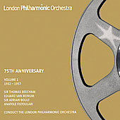 London PO 75th Anniversary Vol 1 (1932-1957)