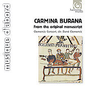 Carmina Burana / Ren&eacute; Clemencic, Clemencic Consort