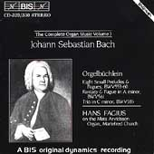Bach: The Complete Organ Music Vol 3 / Hans Fagius