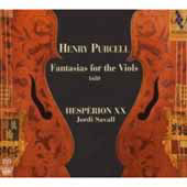 Alia vox Heritage - Vol 2, Purcell: Fantasias for the Viols 1680 / Savall, Hesp&egrave;rion XX