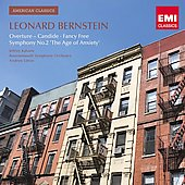 American Classics - Bernstein: Symphony no 2, Candide Overture, Fancy Free / Kahane, Litton, Bournemouth SO