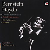 Leonard Bernstein conducts Haydn