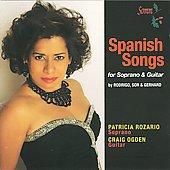 Spanish Songs for Soprano & Guitar