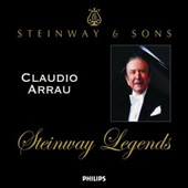 Steinway Legends: Claudio Arrau [digipak]
