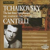Tchaikovsky: The Last Three Symphonies