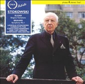 Elgar: Enigma Variations; Brahms: Symphony No. 1